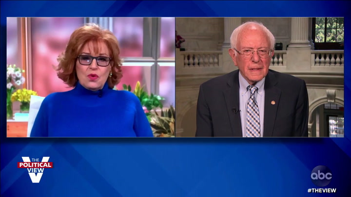 Sanders: 'Cowardly' GOP Undermining Democracy 'From One End of this Country to the Other'