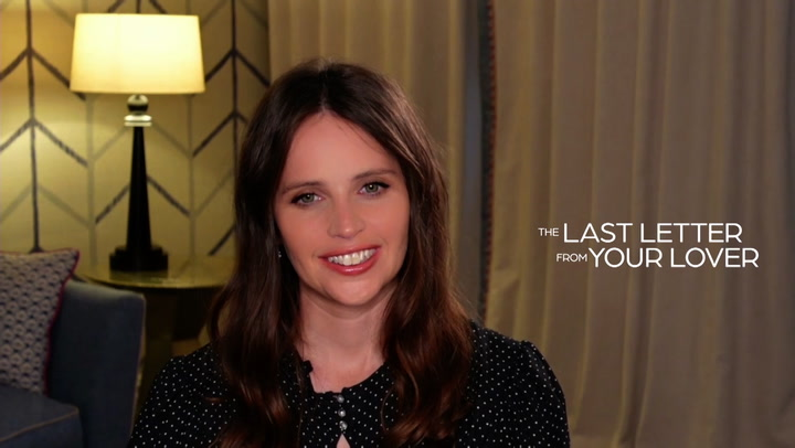 'The Last Letter from Your Lover' Interviews