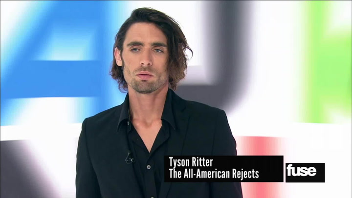 Interviews: Top 5: The All-American Rejects' Tyson Ritter Shares Cinco de Mayo Partying Tips