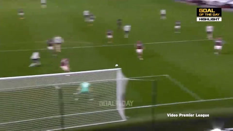 Burnely 0-3 Manchester City (Copa de la Liga)