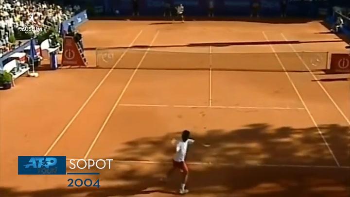 15 años del primer título de Rafa Nadal, con Vilas y gazapo de la ATP