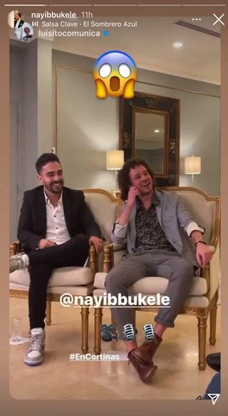 Así fue la divertida visita de Luisito Comunica a Nayib Bukele en El Salvador