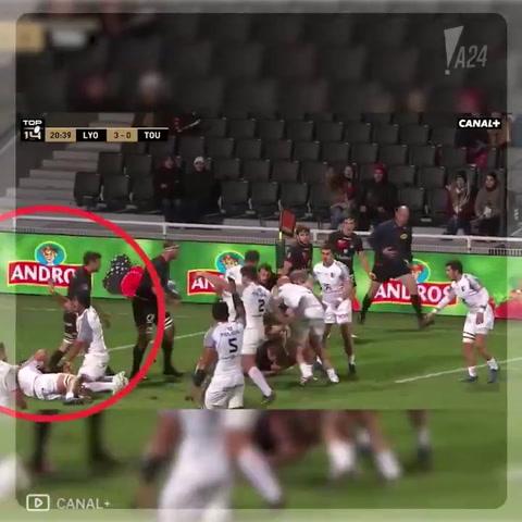 El gesto de fair play en el rugby que está dando la vuelta al mundo