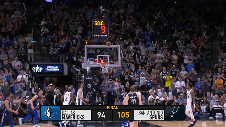 El resumen de la jornada de la NBA del 11/04/2019