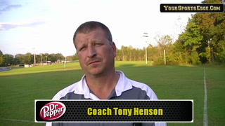 Henson on Finishing With Win