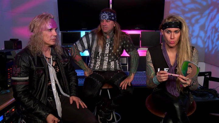 Steel Panther On Getting Dildos, Bananas Thrown At Them Onstage