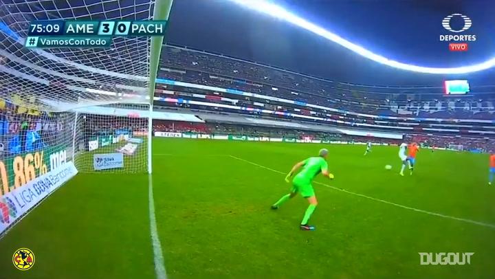Agustín Marchesín's best Club América moments