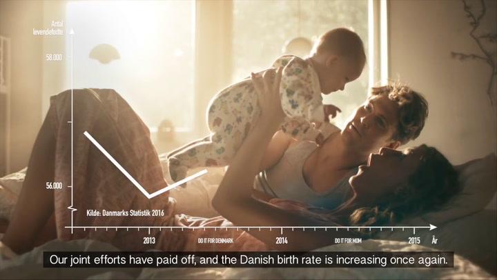 Frekk reklame frister danske pensjonister med feriesex
