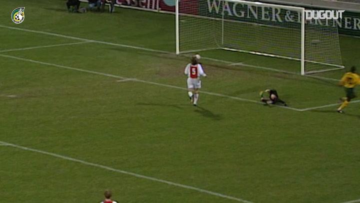 Matthew Amoah's brace earns Fortuna victory over Ajax