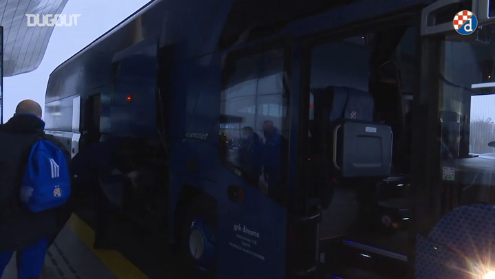 Dinamo Zagreb travel to Rotterdam for Feyenoord clash