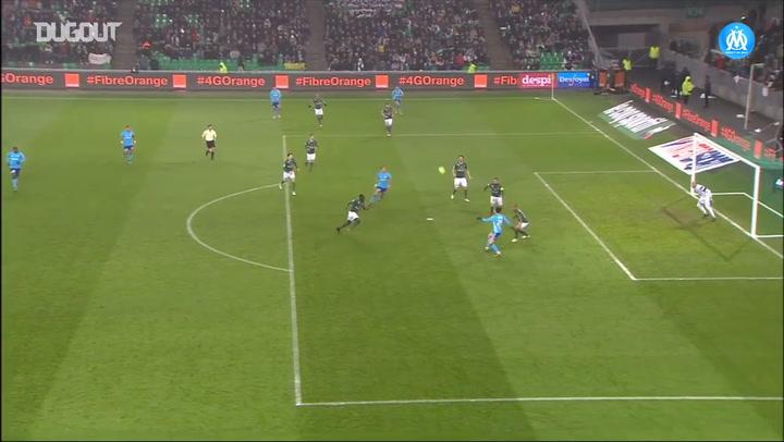 Hiroki Sakai's best assists in Ligue 1 at Olympique de Marseille