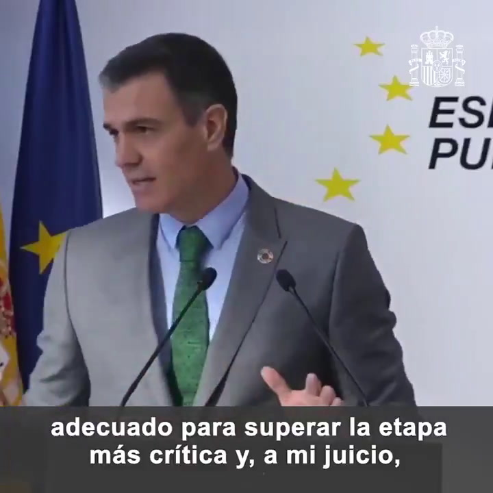 Pedro Sánchez: :