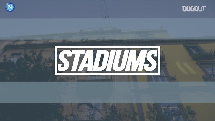 Stadiums: San Paolo Stadium