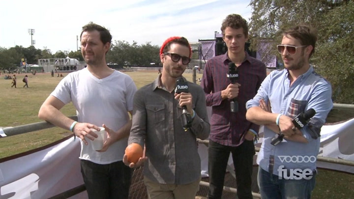 Festivals: Voodoo: Portugal. The Man's Latest Album Is Even Better Than They Expected - Voodoo 2011