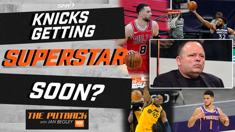 The Putback with Ian Begley: Will the Knicks get a star?