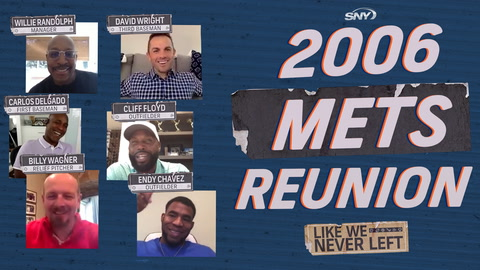 Like We Never Left: The 2006 Mets reunite to tell their story