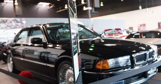 The car that Tupac was shot in is for sale – VIDEO