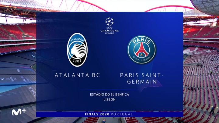 Champions League: Resumen y Goles del Atalanta-PSG