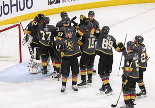 What they're saying about the Golden Knights