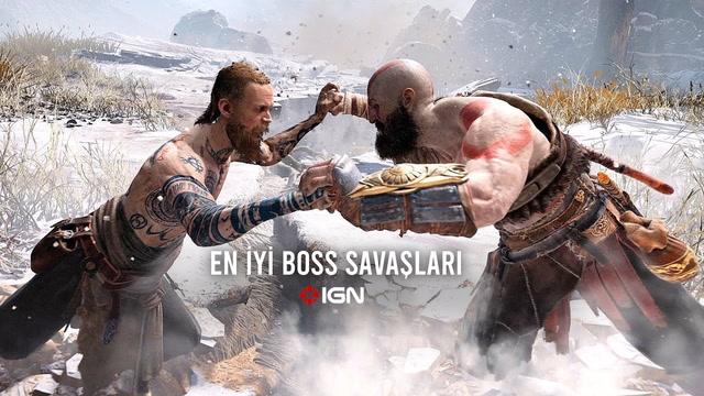 IGN - En iyi Boss Savaşları
