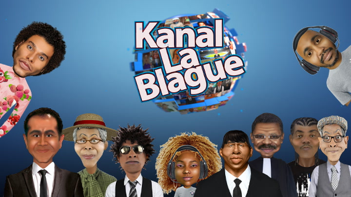 Replay Kanal la blague - Jeudi 08 Avril 2021