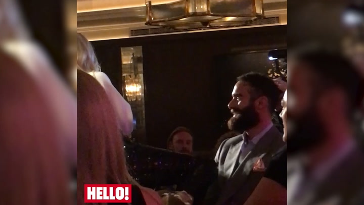 Las cariñosas imágenes de Kylie Minogue y su ex hace sólo unas semanas