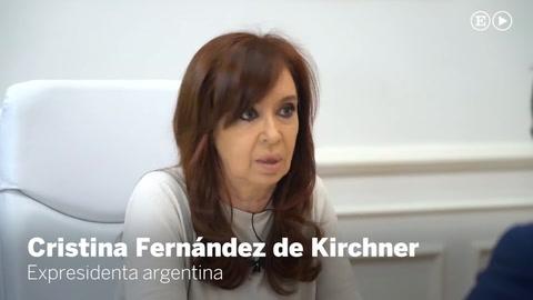 Cristina aseguró que es innegable que en su gobierno hubo hechos de corrupción