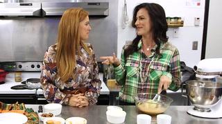Maple Bourbon Sweet Potato Cheesecake with Hilary Kennedy