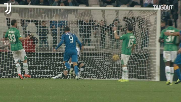 Alvaro Morata's best Juventus goals