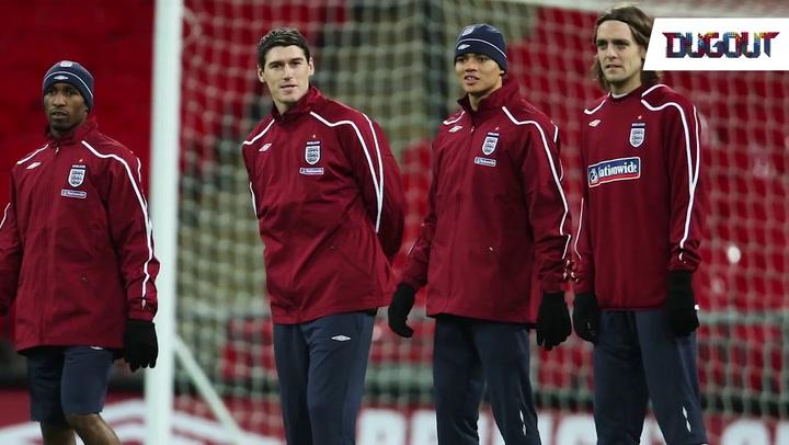 Defoe Talks England : Beckham The Grafter