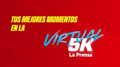 Éxito rotundo en la Virtual 5K de La Prensa