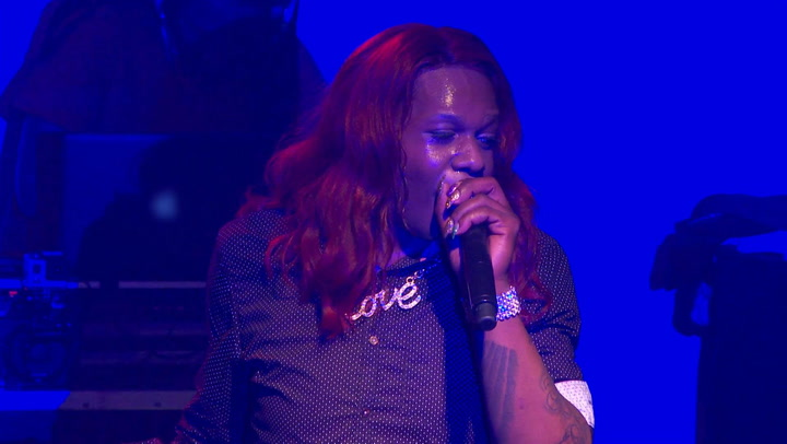"Big Freedia Performs ""Crazy"" At Nashville's Exit/In"