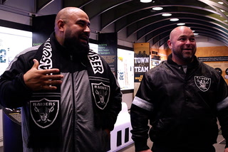 Raider fans say their tradition is a lot like the Packers – Video