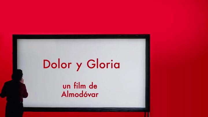 El tráiler de 'Dolor y Gloria', candidata española al Oscar