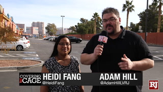 UFC 220 picks from RJ's Adam Hill and Heidi Fang