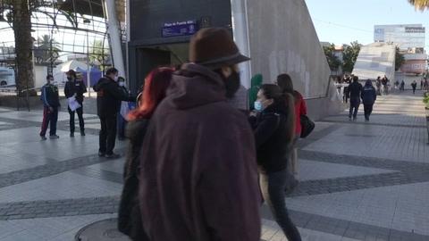 Santiago inició desconfinamiento tras siete meses de pandemia