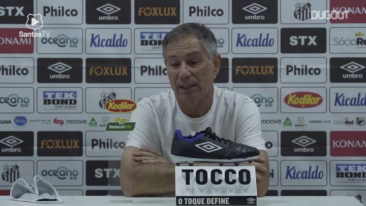 Ariel Holan comenta sobre próximo desafio do Santos na Libertadores