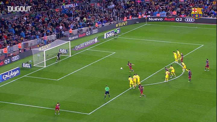 Throwback: Luis Suárez Scores Eight In A Week