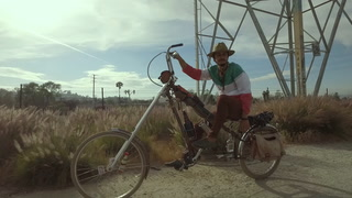 Gnarly Charly: The Bike Punk Activist