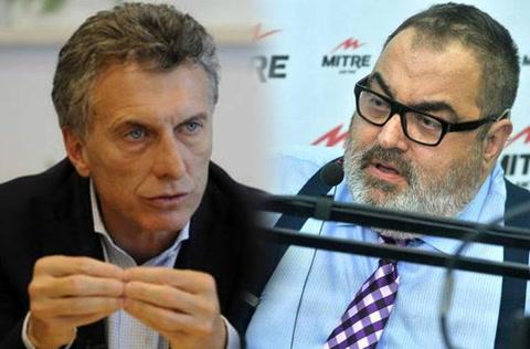 Macri defendió a Triaca y dijo que el trabajo en el Somu fue impecable