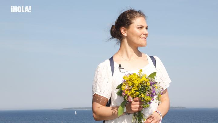 Victoria de Suecia celebra su 42 cumpleaños