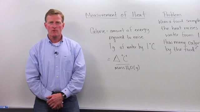 Measurement of Heat
