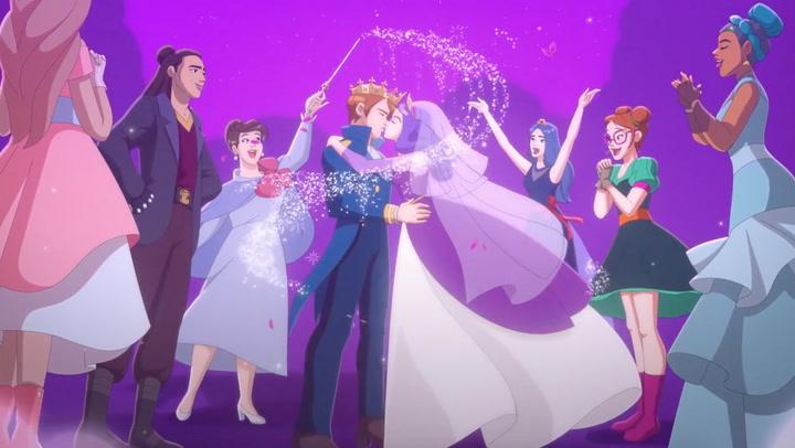 'Descendants: The Royal Wedding' Trailer