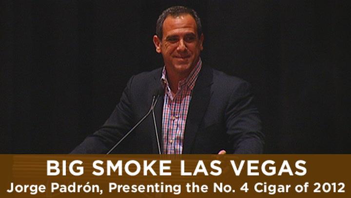 Big Smoke 2013 - No. 4 Cigar of 2012