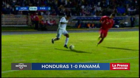 Honduras 1-0 Panamá