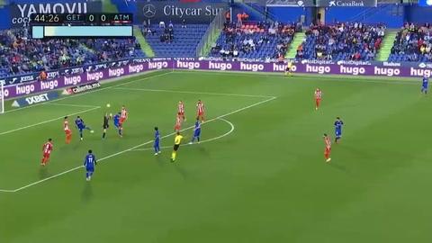 Getafe 1-2 Atlético de Madrid (Liga de España)