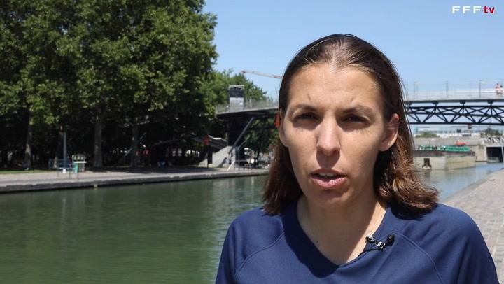 Stéphanie Frappart dirigirá la Supercopa de Europa