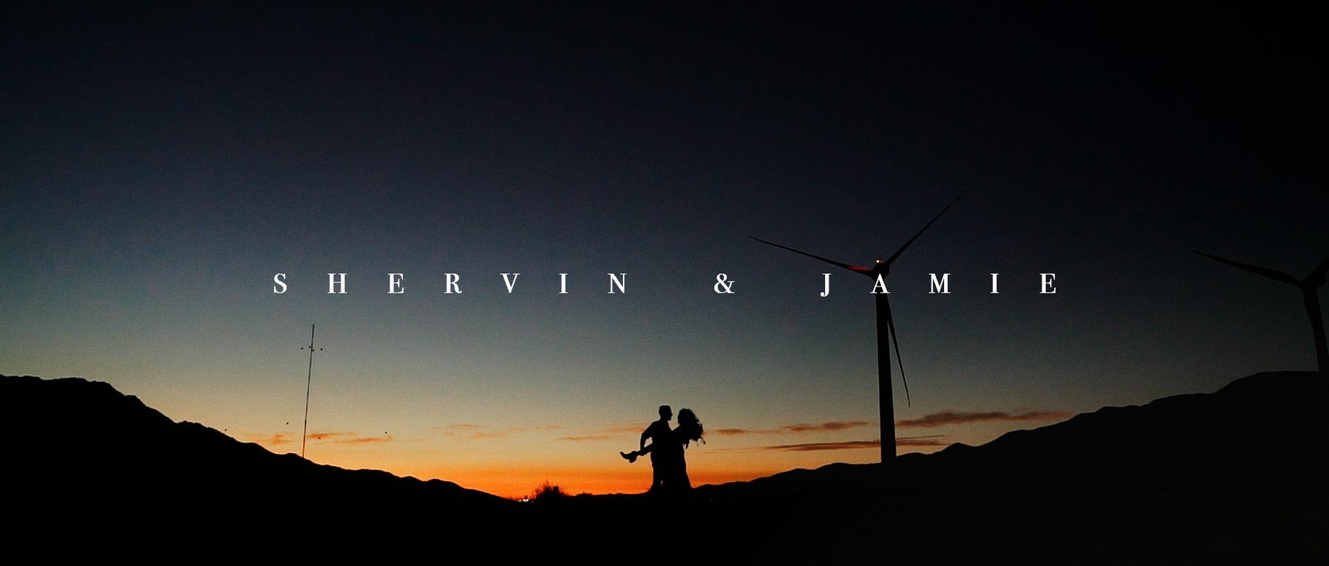 Shervin + Jamie   Palm Springs, California   Smoke Tree Ranch