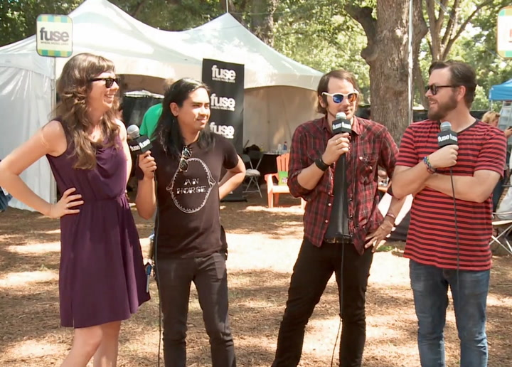 Festivals: Austin City Limits 2013: Silversun Pickups to Begin Prepping for 4th LP Post-ACL Music Festival