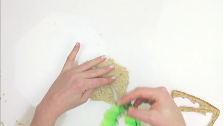 Preview image of How to the Kitchen Craft Let's Make Sandwich Cutte video